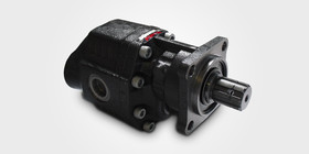 hydraulic gear pump for tipper