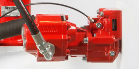 hydraulic gear pump for tipper