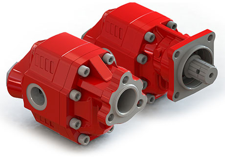 hydraulic gear pumps for tipper