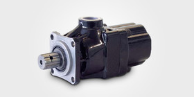 hydraulic piston pump for tipper