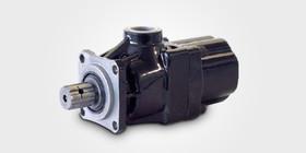 hydraulic piston pump for tipper