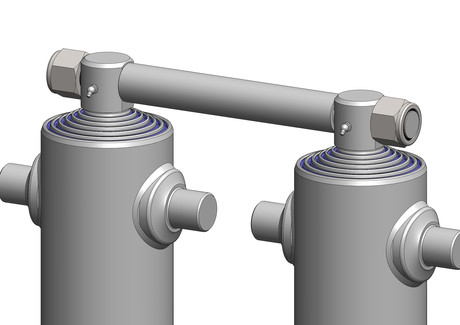 tempered trunnions