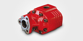 wet kit hydraulic pump